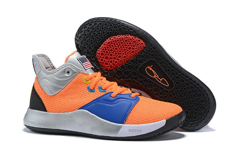 super popular c3eb0 11395 Kids Paul George PG 3 X EP Palmdale PlayStation Mens Child Boys Basketball  Shoes for Designer PG3 3s Sports Sneakers Size 36-46