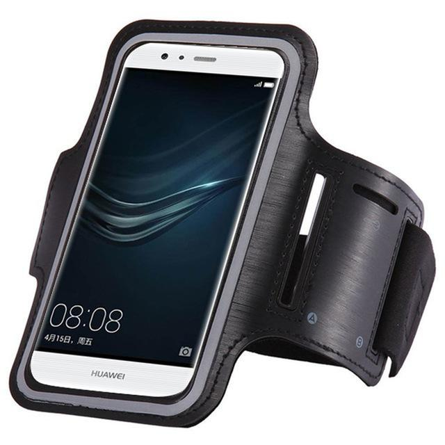 the latest d62f7 c6443 Armband for HUAWEI Honor View 20 V20 / View 10 V10 Sports Case Running Belt  Cover Outdoor Phone Bags GYM