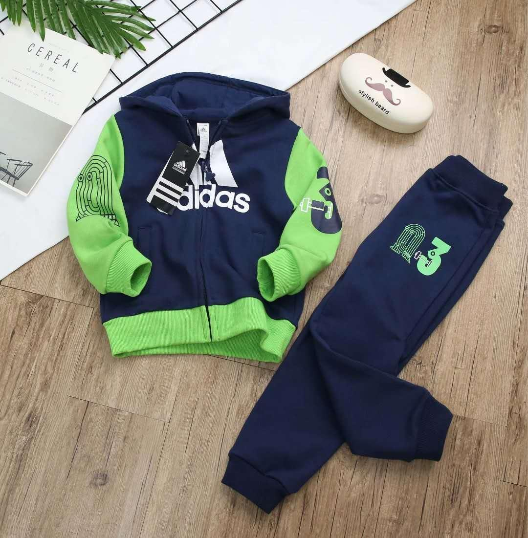 4836f6e8e7 Kids Designer Clothing Sets 2019 Luxury Unisex Sports Style Tracksuits Two  Piece Baby Fashion Print Letters Casual Boys Girls Clothes