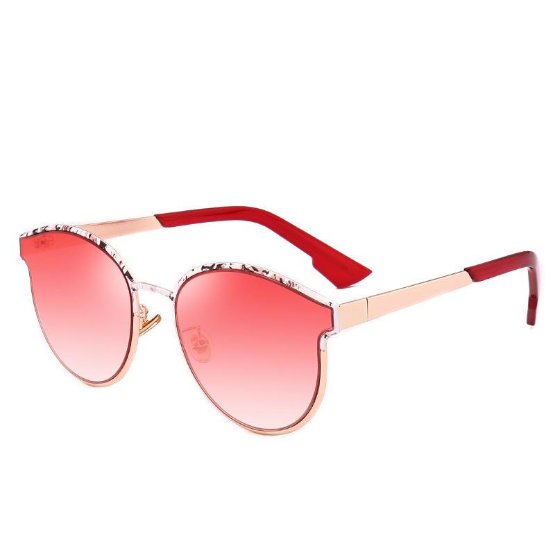 12b3a03777 2019 Hot Brand Sunglasses Luxury Designer Trendy Full Frame Glasses ...