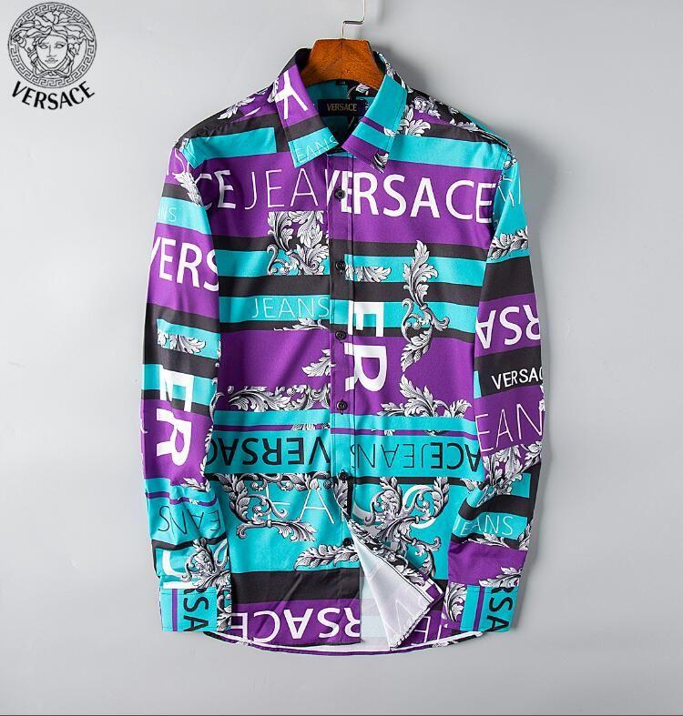 02ad3a9ec35d 2019 Spring/Summer 2019 Fashion New European And American Menswear ...