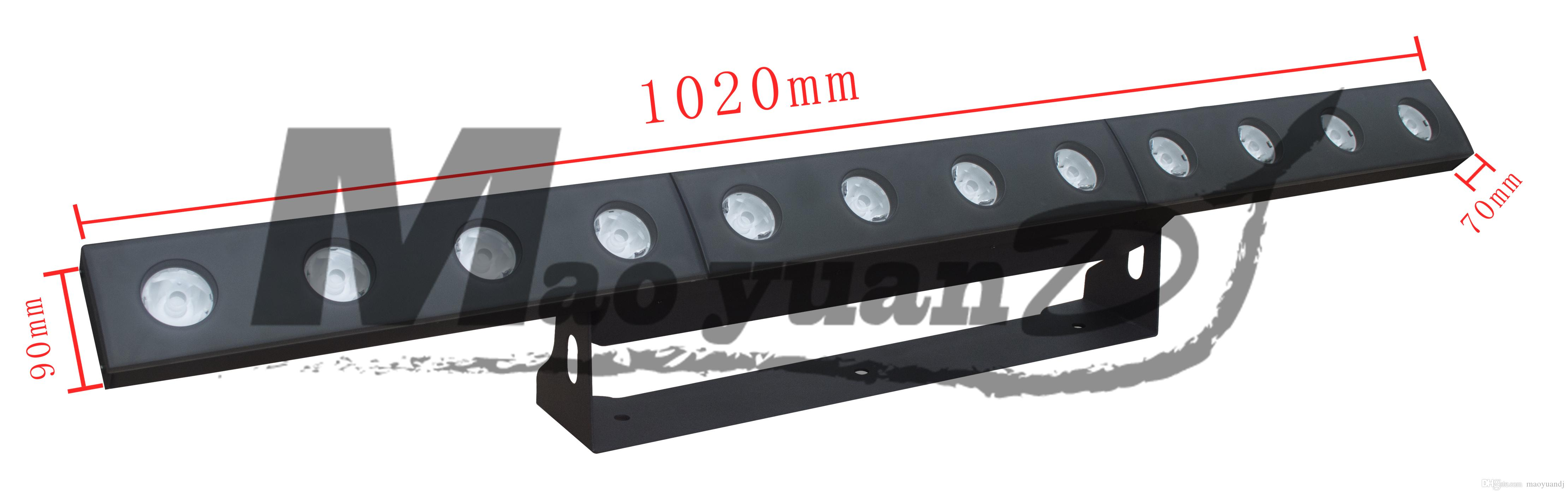 lowest price e04c3 248ca New LED Quick Wash Wall Washer dj lighting,12 PCS*3W LED super-bright wash  wall lights building decorated