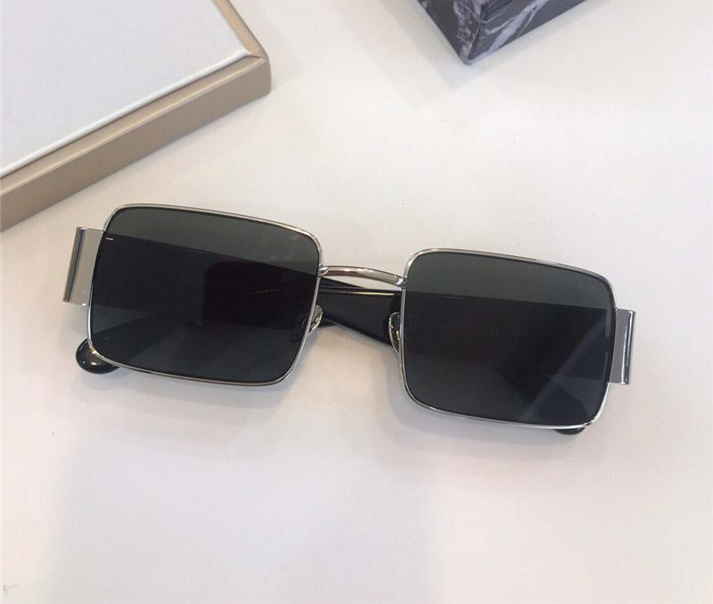 851678245ce New Trend Brand Designer Sunglasses Metal Square Frame Sun Glasses Retro  Trend Street Culture Style Eyewear Top Quality Come With Case Super  Sunglasses ...