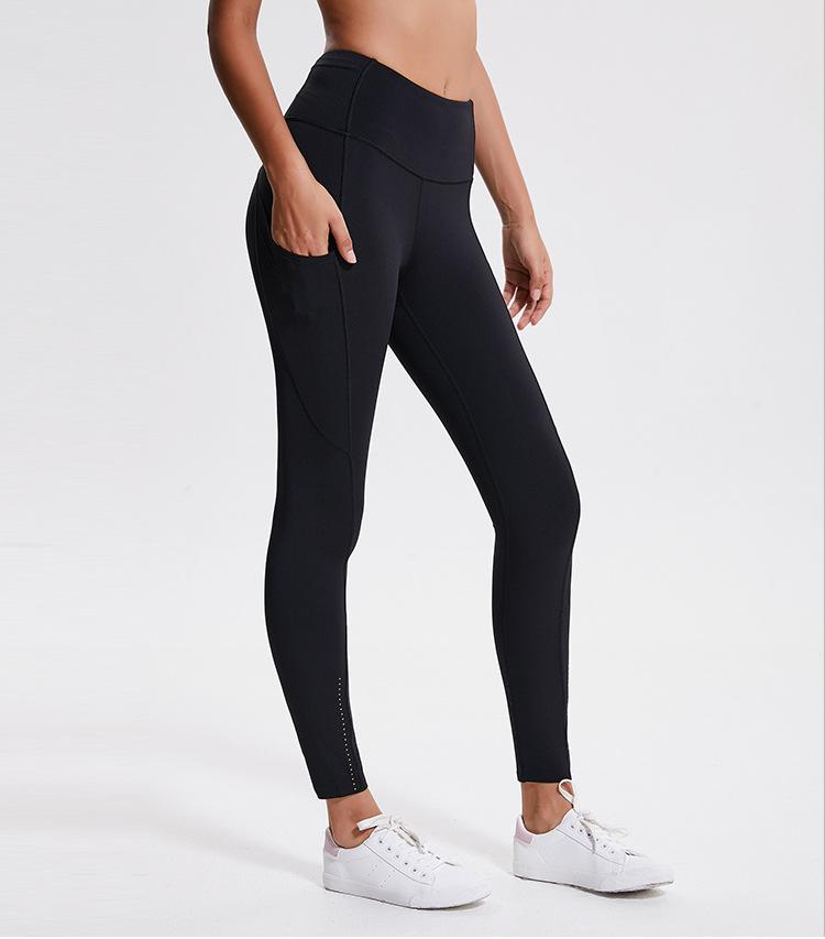 Women Yoga Outfits Ladies Sports Full Leggings Ladies Pants Exercise & Fitness Wear Girls Brand Running Leggings