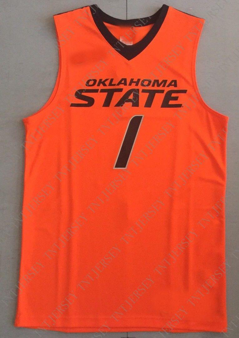 7fedb5fe9 2019 Cheap Custom OSU Oklahoma State Cowboys Basketball Jersey Stitched  Customize Any Number Name MEN WOMEN YOUTH XS 5XL From Tntjersey