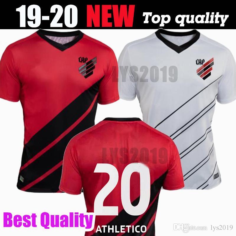 dbcf73565 2019 2019 New Atletico Paranaense Home Red Men S Soccer Uniform 2019 ...