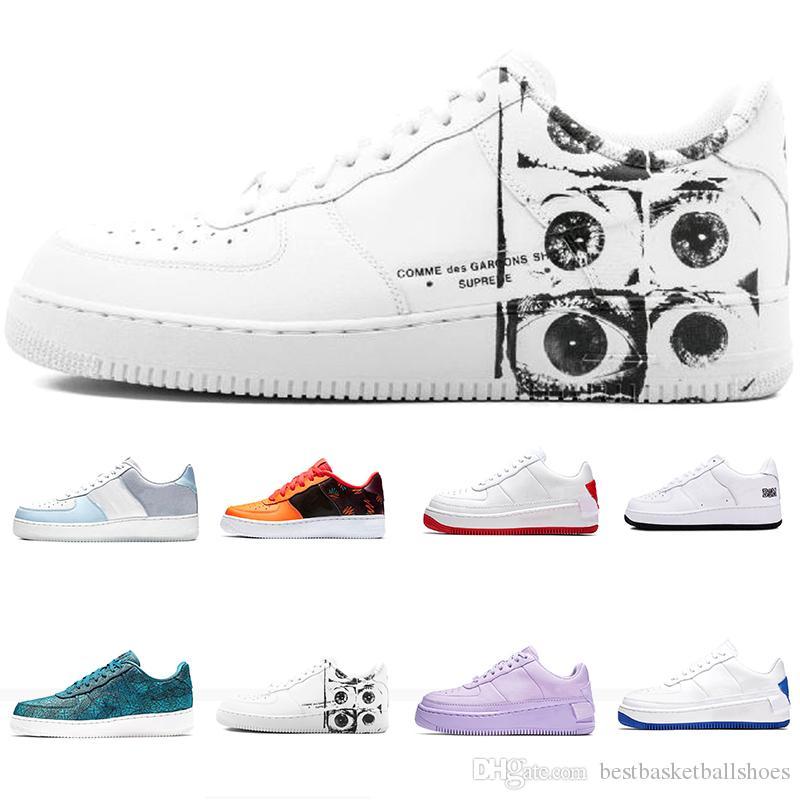 Nike air max force 1 Jester XX Low Pack Hommes Chaussures De Course Vert Abysse NYC Jour De La Terre Que Les Sneakers De Sport Des Années 90 pour