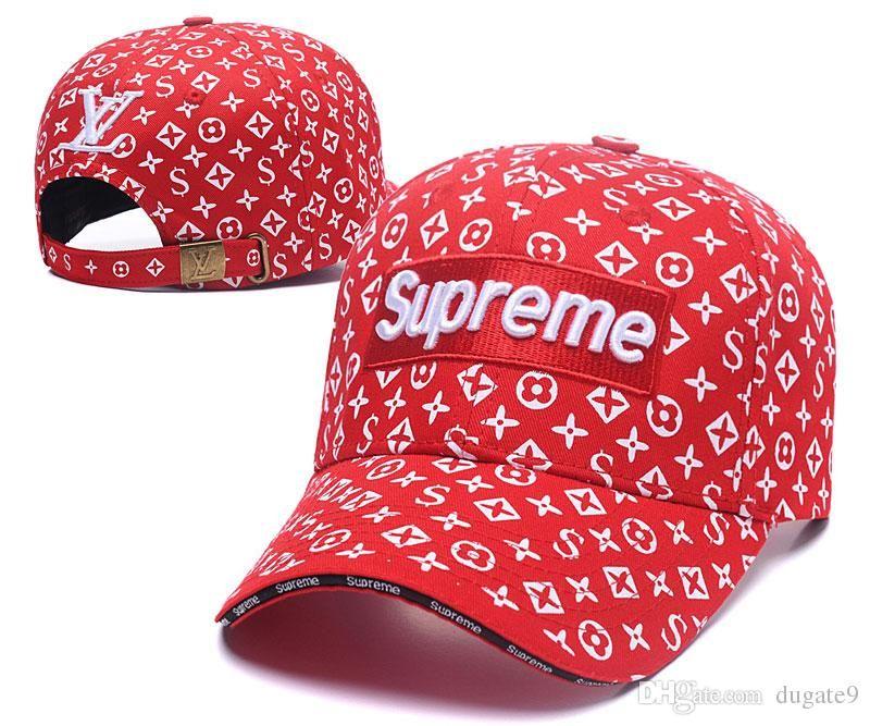 8a29e88340d 2019 NEW Famous Luxury Brand Fashion Ball Cap Design Bone Baseball ...