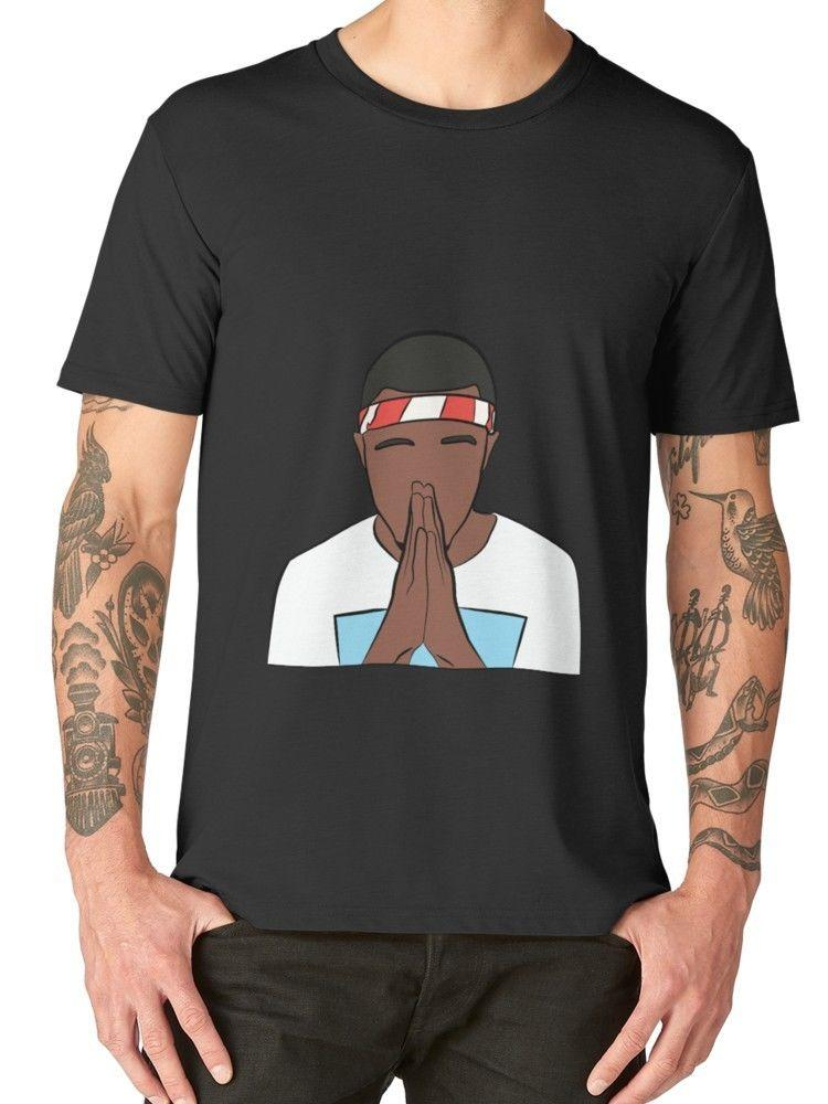 fd6658ba Frank Ocean Blonde Men'S Black Tees Shirt Clothing Funny 100% Cotton T  Shirt White Black Grey Red Trousers Tshirt Good T Shirt Sites One Tee A Day  From ...