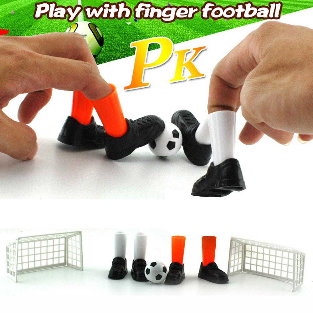 2019 Ideal Party Finger Soccer Match Toy Funny Finger Toy Game Sets