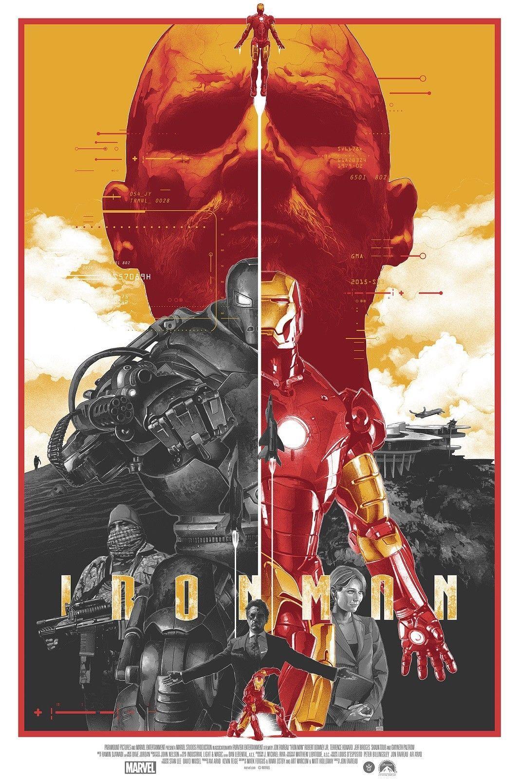 47d7ea07d1ce 2019 Iron Man Marvel Avengers Art Silk Print Poster 24x36inch60x90cm 018  From Chuy8988