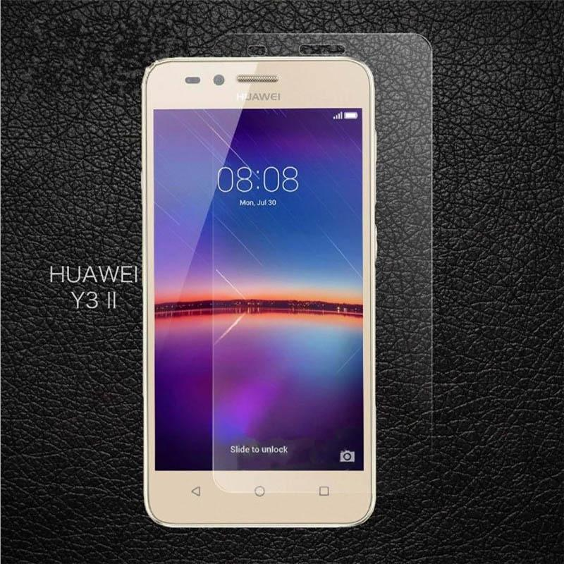 9H 2 5D Tempered Glass For Huawei Y3 II Y3II 2 Screen Protector For Huawei  LUA-L21 LUA L22 U22 L02 L03 LUA L21 Protective Film