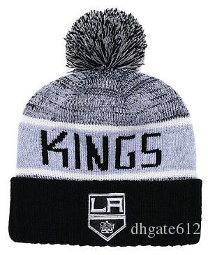 8d0848ed35b KINGS Beanie Sideline Cold Weather Graphite Official Revers Sport Knit Hat  All Teams Winter Warm Knitted Wool Skull Cap 01 Baby Beanies Beanie Hats  For ...