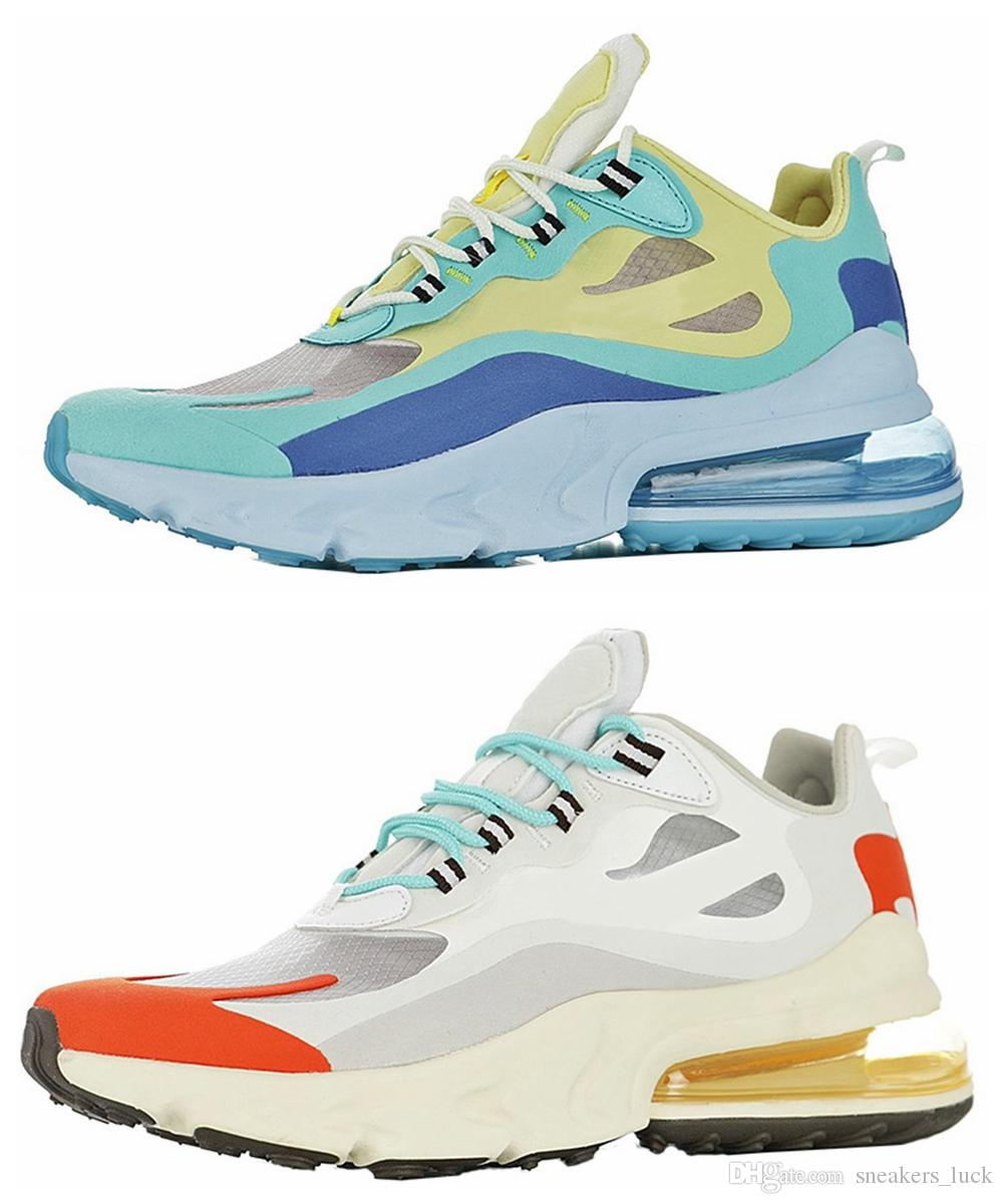 promo code cc112 a2f5d Mens 270s React Hyper Jade Jogging Shoes Men Sports Shoe Male Trainers Man  Sneakers Man s Sport Chaussures Men s Running Trainer