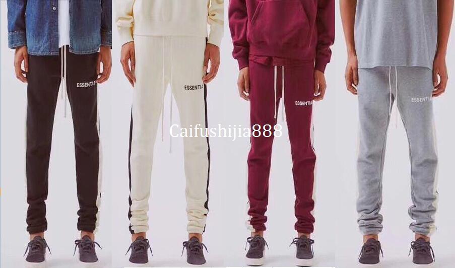 Streetwear Chándal De Pantalones Compre Miedo Hip Hop Dios UqzMpSV