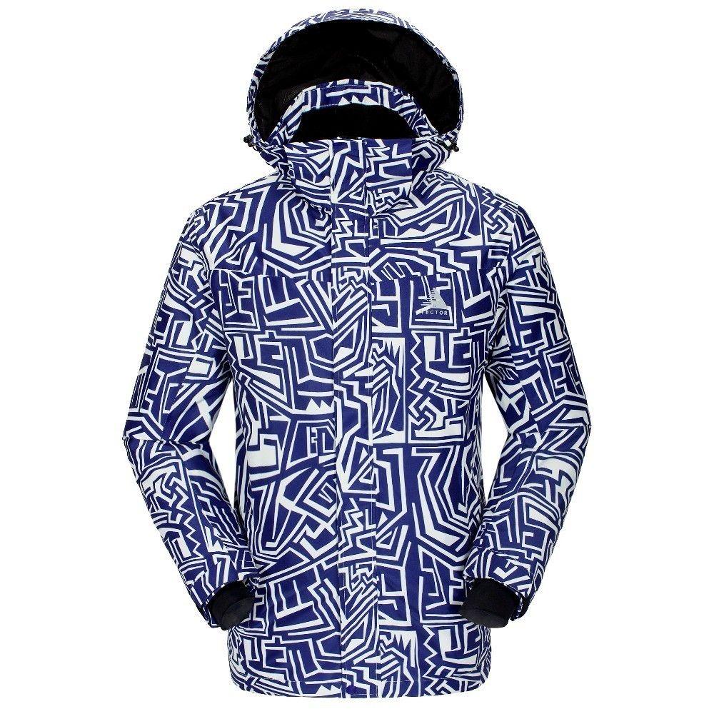 7109cec227 Ski Jacket Winter Wear Thick Warm Coat Women Men Couples Clothing Camping Snowboard  Snow Skiing Sport Outdoor Waterproof 2019 Skiing Jackets Cheap Skiing ...