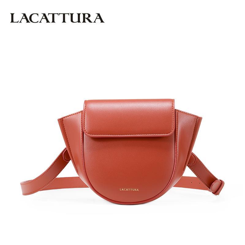 LACATTURA Luxury Wings Handbag Women Messenger Bag Designer Flap ... a9e6c5b3ba776
