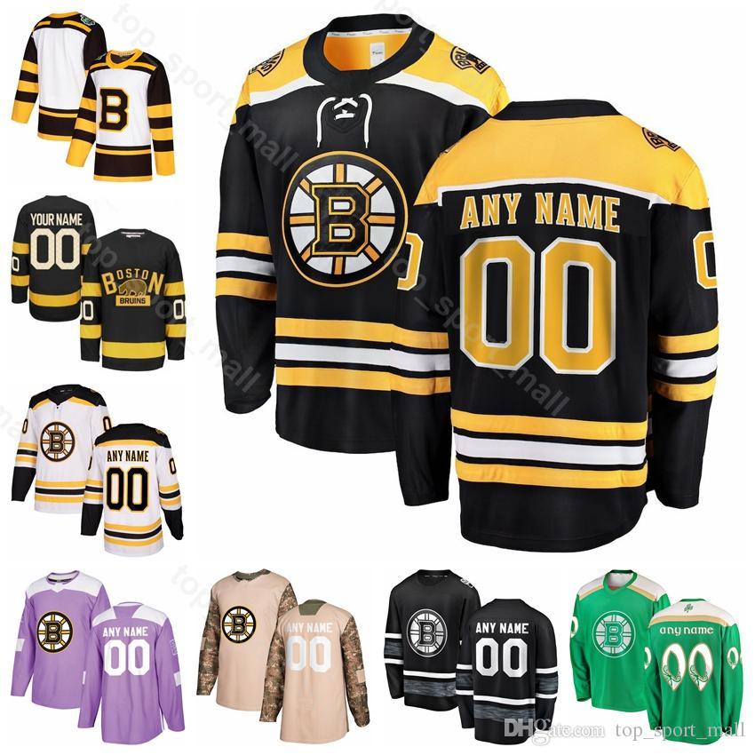 new photos 49618 14901 Men Kids Women Danton Heinen Jersey Boston Bruins Hockey Sean Kuraly Chris  Wagner Matt Grzelcyk Joakim Nordstrom Winter Classic Black White