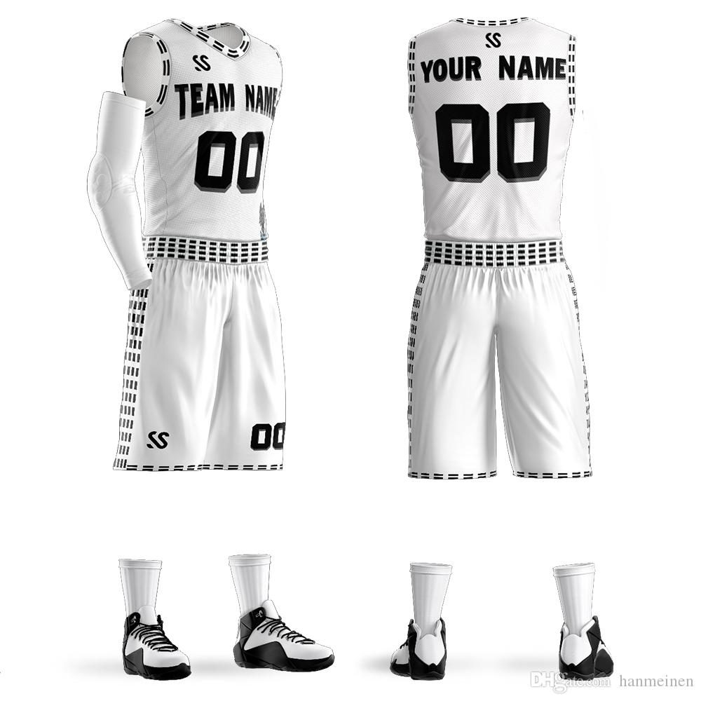 2019 Professional Sublimation Custom Design Mens Youth Basketball Jersey  From Hanmeinen e09038e40
