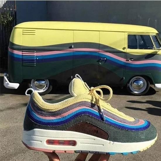 Sean Wotherspoon x VF SW Corduroy Running Shoes Mens Low trainers Casual Shoes 1 women fashion Sneakers designer shoes EUR36-45 -76