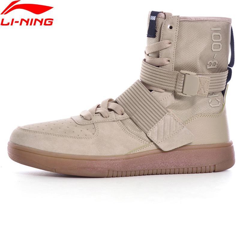 e9fe3898ef6e97 Acheter Liquidation Du Vendredi Noir Chaussures De Marche Sneakers LiNing  Chaussette Like Hommes Sneakers Fitness Support Chaussures De Sport GLKM117  YXB124 ...