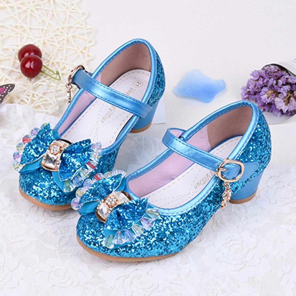 568878977119 Designer Dress Shoes Shinning Kids Princess Sandals Sparkling Girls Casual  Summer Sandals Butterfly Knot Bowtie Children Dansko Shoes Tennis Shoes  From ...