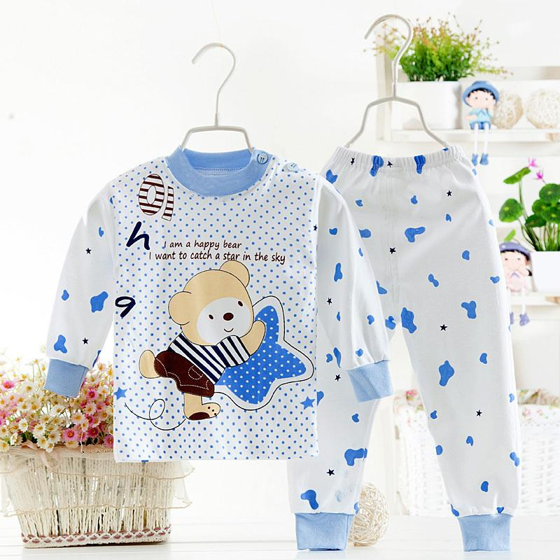 67082077c302 2019 Good Quality Spring Autumn Baby Clothing Sets Toddler Boys ...