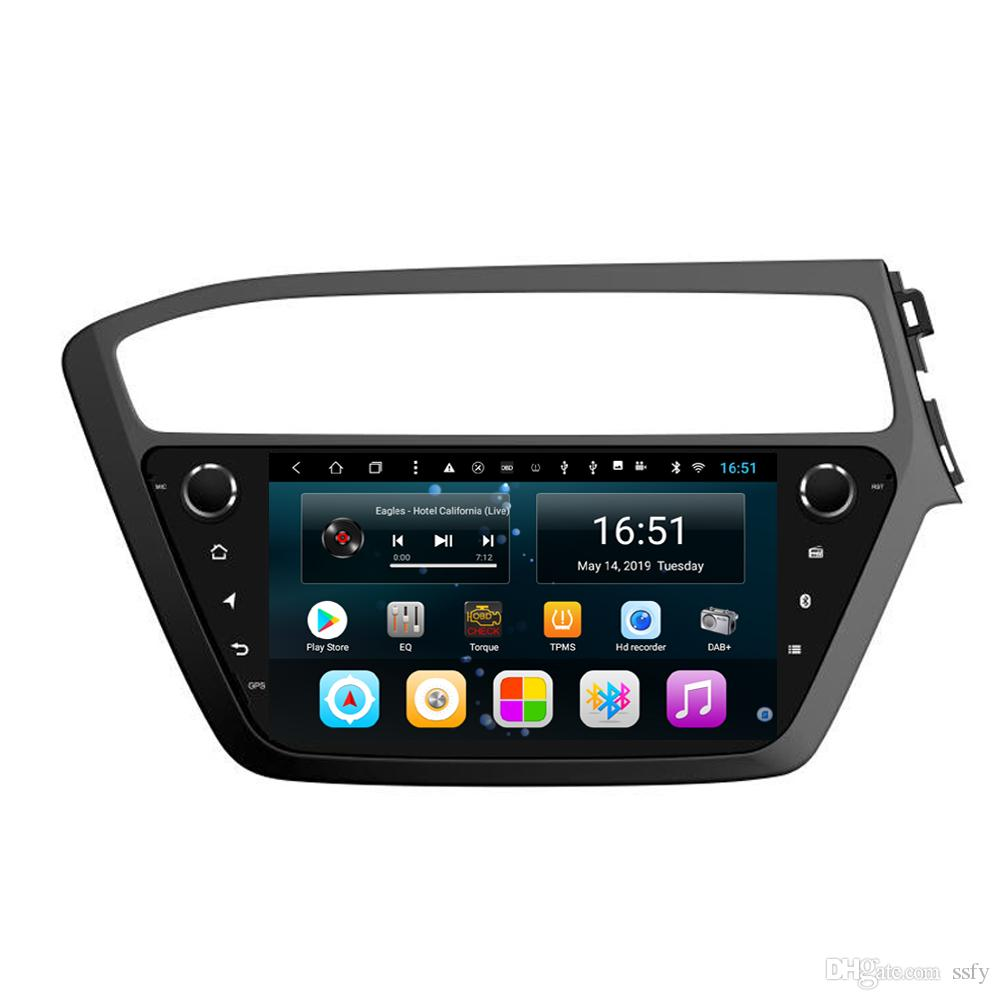 Android 9inch 8-core for Hyundai I20 2014-2017 Car Multimedia high quality Radio mp3 mp4 GPS Navigation Wifi Head Unit