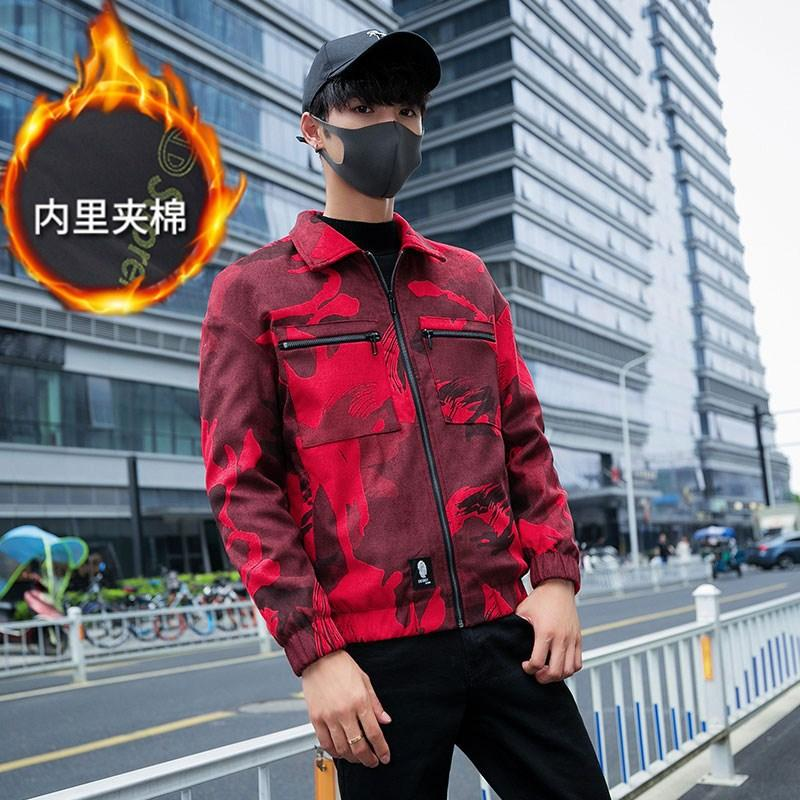Top 2019 Short Paragraph Winter Youth Jacket Motion Cotton Comfortable