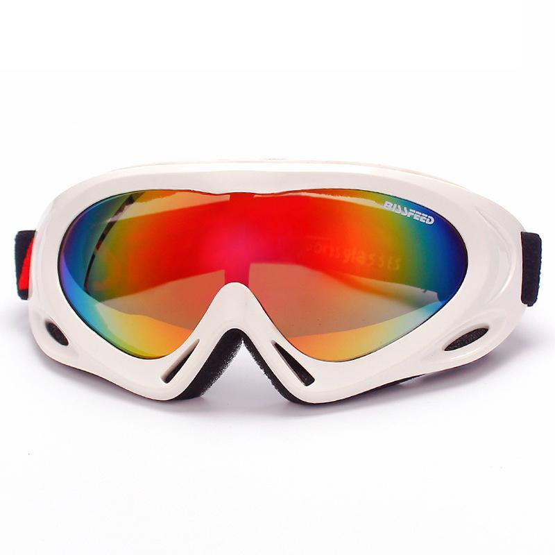 0f1dbd92eea 2019 Ski Goggles UV Protection Anti Fog Windproof Snow Skiing Snowboard  Glasses Winter Eye Wear Ski Mask For Adult Kids Men Women From Java2013