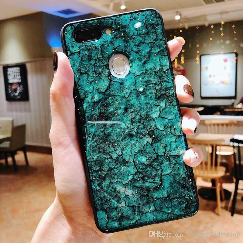 Bling Epoxy TPU case cover for IPHONE XS MAX XR XS 6 7 8 PLUS Galaxy S7 S7 EDGE S8 S8 PLUS S9 S9 PLUS NOTE 8 NOTE 9 Marble Dazzle 700PCS/
