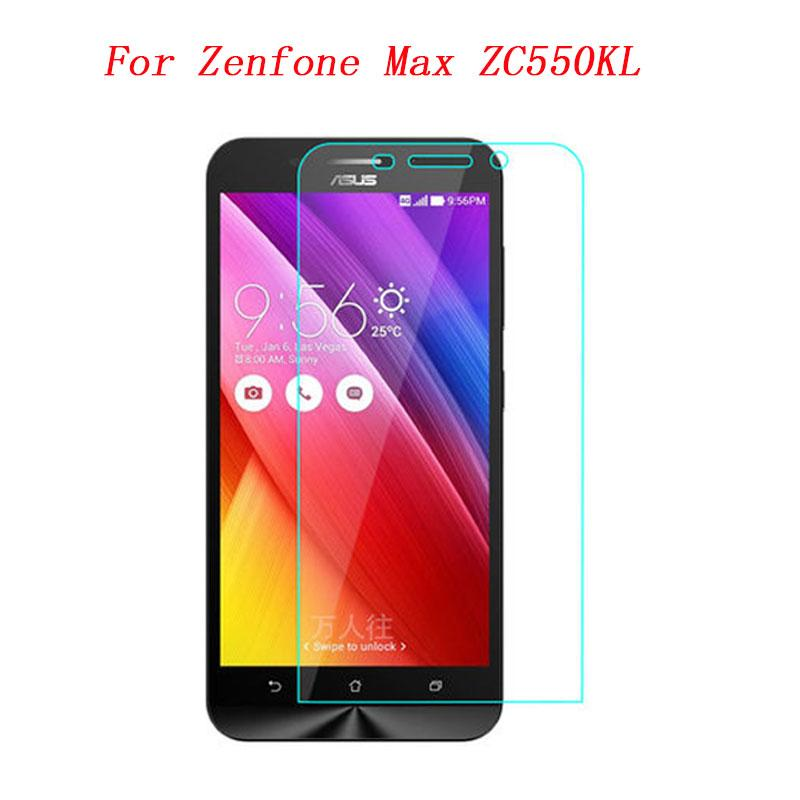 For Asus ZenFone Max 2016 ZC550KL Z010D Tempered Glass For Asus ZenFone Max  Z010DA Z010DB Screen Protector Protective Film