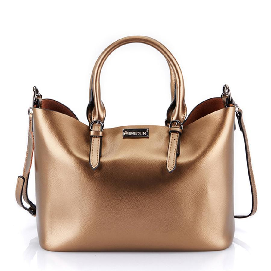 9bd22b7e1f Casual Genuine Leather Handbags Women Messenger Bags Tote Women Bags Retro  Handbags Famous Brand Fashion Ladies Shoulder Bag Ladies Bags Backpack Purse  From ...