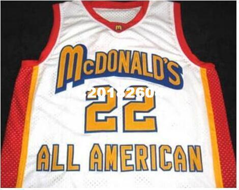 Men #22 Carmelo ANTHONY Jerseys,Oak Hill High School Jerseys,Best Quality Men's Stitched College jersey or custom any name or number jersey