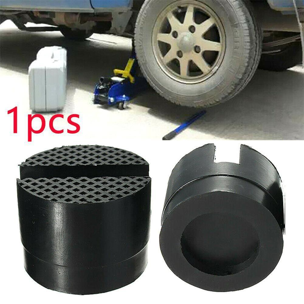 Universal Car Parts Rubber Support Pad Car Slotted Frame Rail Floor Jack Adapter Lift Rubber Pad