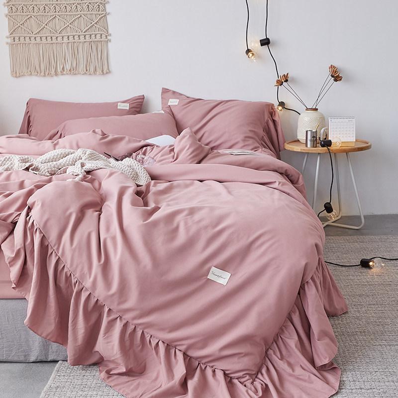 Großhandel Koreanischen Stil Rosa Weiß Beige Prinzessin Luxus