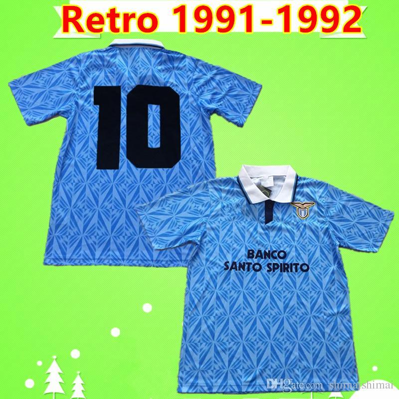 c1f0c5eeba7 2019 Maglia Da Calcio Sosa Riedle Doll Stroppa Sergio 1991 1992 ...