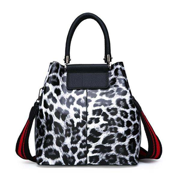a9ede3da79f6 ACELURE Leopard women s bag new trend fashion atmosphere crossbody Bags PU  shoulder bag portable messenger bag female totes