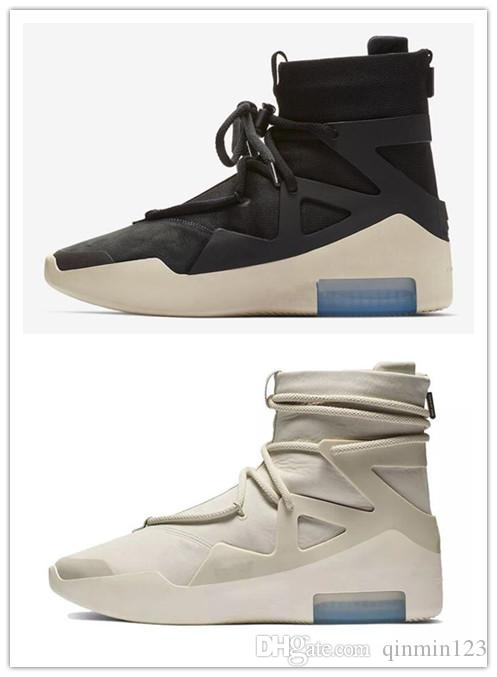 bb4ce7a78e6b9a New Fear Of God High Men Basketball Shoes Sports Sneakers Trainers Top  Quality Women With Box Size 36 46 Girls Basketball Shoes Best Basketball  Shoes From ...