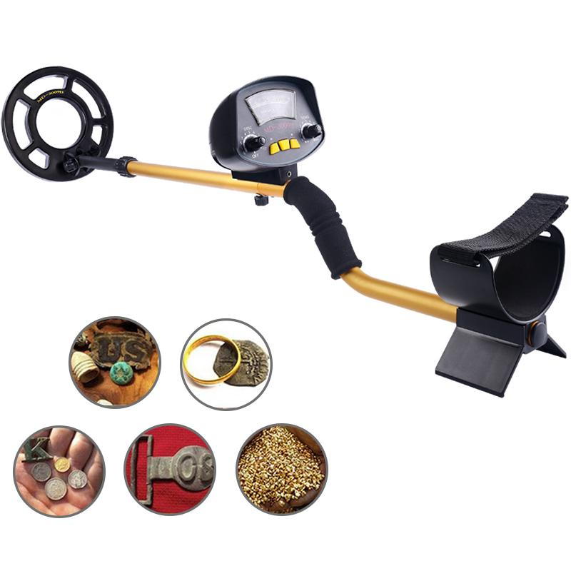 Free Shipping MD3009ii underground metal detector,MD-3009ii Ground metal detector, Gold detector, Nugget detector