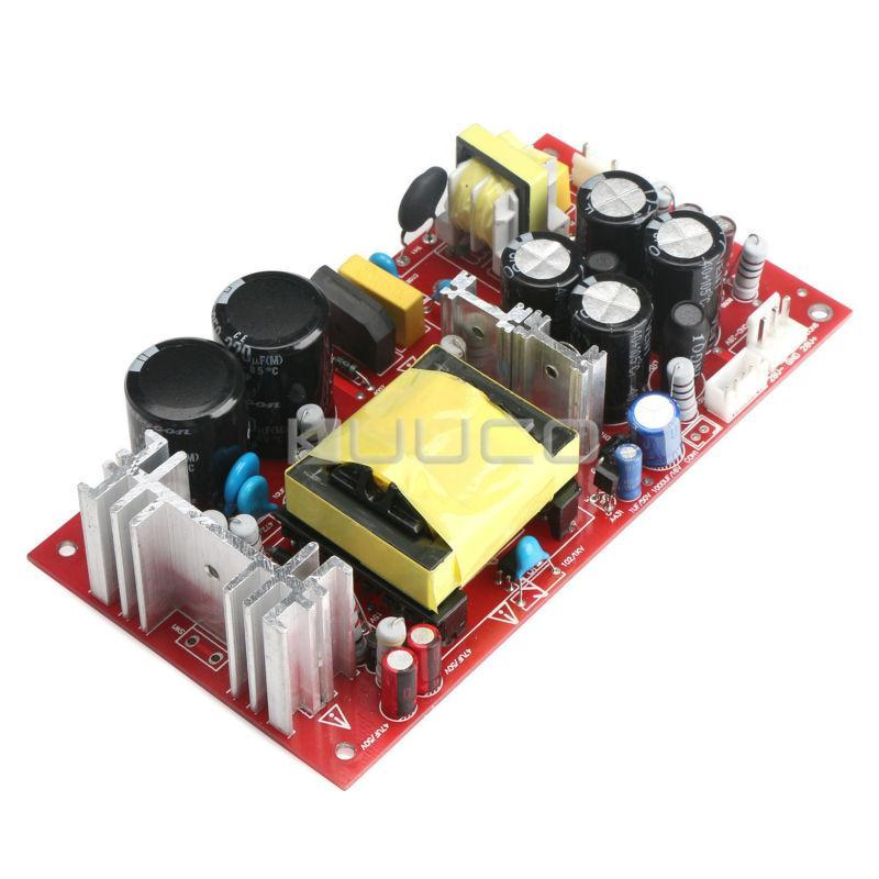 Freeshipping Amplifier Power Supply Module AC 110~220V to 15V/25V Dual  Output Switching Power Supply 200W Voltage Regulator/Power Adapter