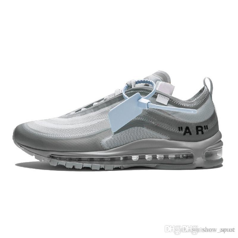 Original Brand Off 97 Og Running Shoes 97s Women Mens Designer Shoes White  Elemental Menta Green Grey Outdoor Althtic Fashion Sports Shoes Running  Sneakers ... 0e2e84adf