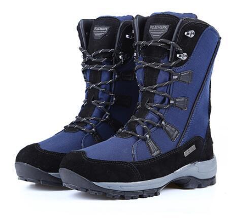 2ceba1a77ad9 2018 Latest Global Hot Sale Men And Women Handmade Warm Non Slip Waterproof  Snowmobile Locomotive Martin Work Fashion Boots Rain Boots Mens Shoes From  ...