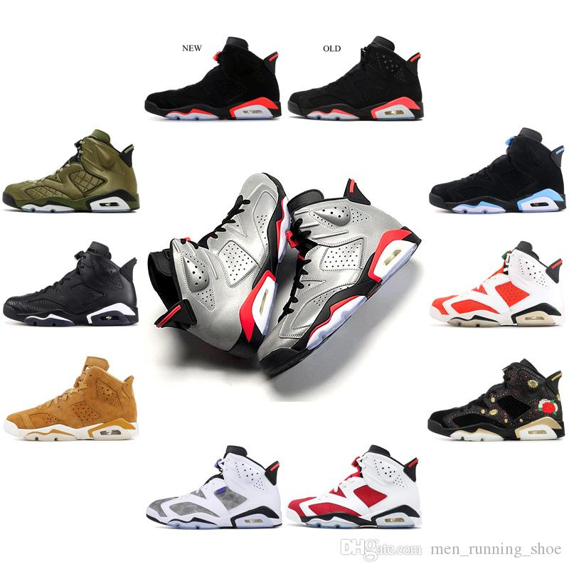 2019 Cheap 6 6s Basketball Shoes mens New Bred Old Black Infrared CNY Sports shoes Designer trainers sneakers US 7-13