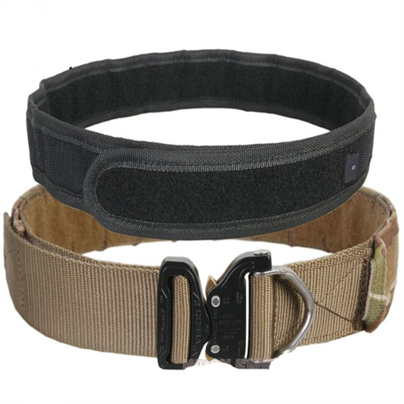 Tactical Cobra 1 75 & 2 Inner & Outer Two Belts Rigger Patrol Duty Belt  AustriAlpin Buckle w/ D Ring Hunting Accessories