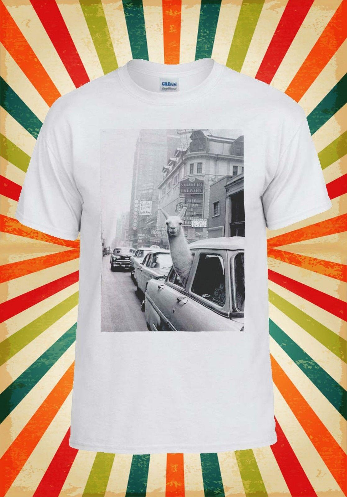 Llama Lama Car Vintage Cool Funny Men Women Vest Tank Top Unisex T Shirt  608 Online with  13.66 Piece on Cheaptshirts48 s Store  14cd1d9a3