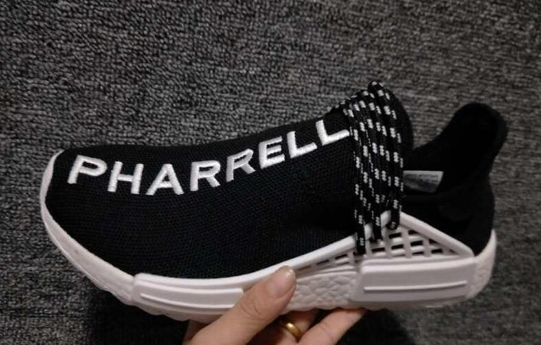 989b19526 Human Race Trail NERD Pharrell Williams X Men Womens Ultraboost Running  Shoes White Noble Ink Core Black Red Sports Shoes Sneakers Geox Shoes Cheap  Shoes ...