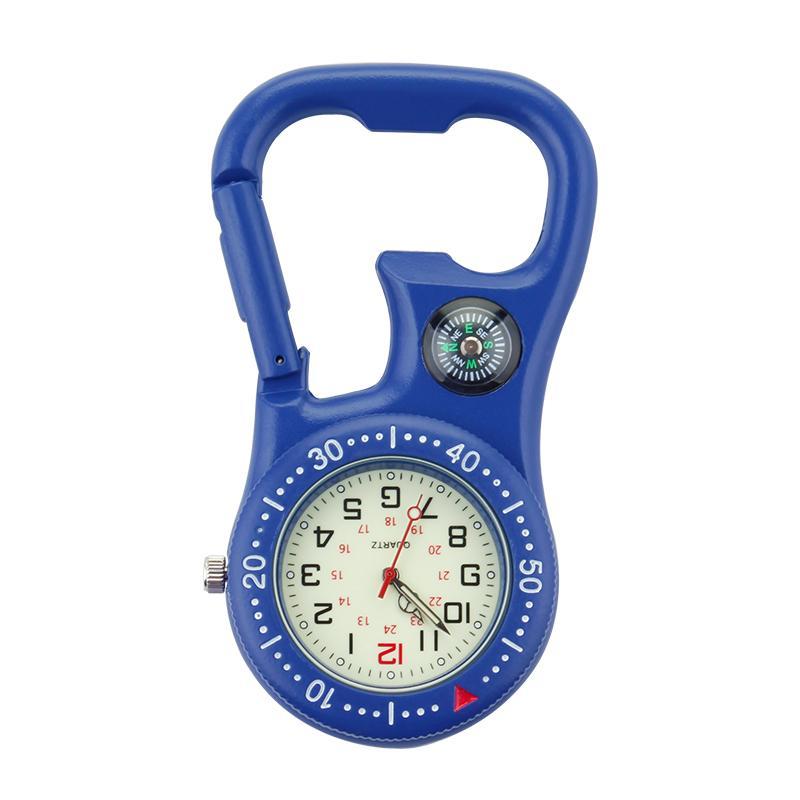fe9371aa6031d Satın Al Karabina Klip Cebinde Hemşire Fob Tıbbi Spor Saatler Için Saatler  Vintage Saat Dağcılık Spor Ekipmanları Dropshipping, $29.99   DHgate.Com'da