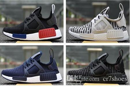 e1a076fa5ad58 2018 NMD XR1 PK Running Shoes Sneaker Men Women NMD XR1 Primeknit OG PK  Zebra Bred Blue Shadow Noise Duck Camo Sport Shoes Sneakers 36 45 Jogging  Shoes Sale ...