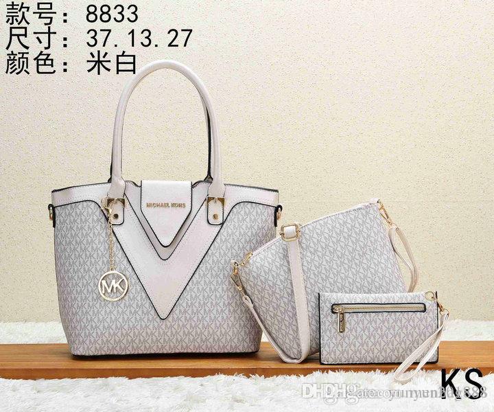 2c5c38f58bd3 2019 Michael NEVERFULL Luxury Designer Handbags Women Bags Crossboday  Famous Brand Designer Purses Tote Bag Shoulder High Quality Large Capacity  From ...